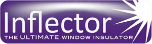 InFlector Windows by Solarize Window Insulators of Arundel ME