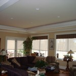 Living Room - Sun Shades by Solarize Window Insulators of Arundel ME