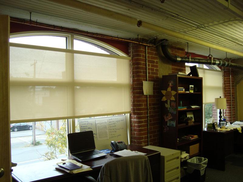 ... Office Window   Sun Shades By Solarize Window Insulators Of Arundel ME  ...
