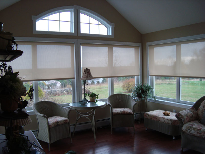 Sun Room Shades By Solarize Window Insulators Of Arundel Me